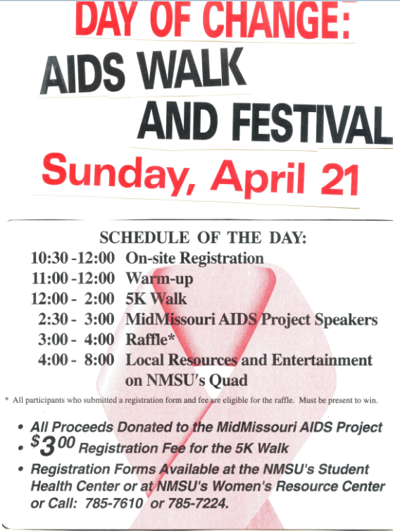 aidswalkposter